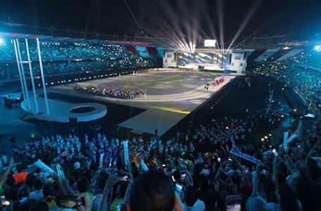 Sports Stadium LED Display