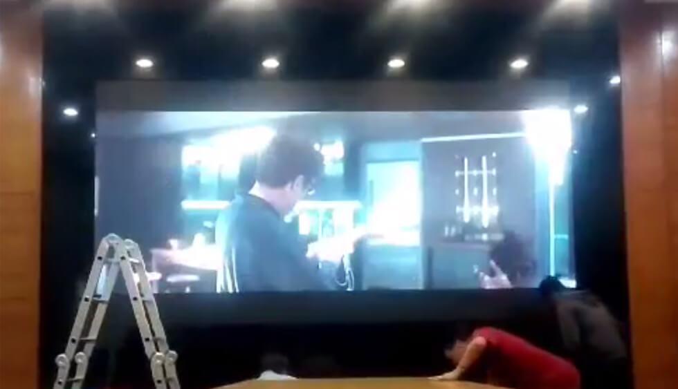 Indoor LED TV P1.8