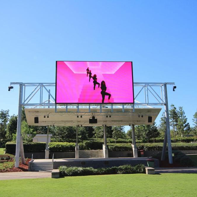 Despite High Price LED Screen, We Believe Traditional Media Will Die Soon