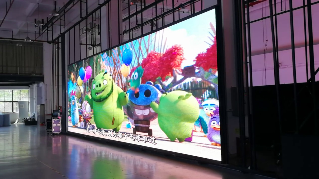 LED Outdoor Display: Digital Screen in Our Cities Landscape