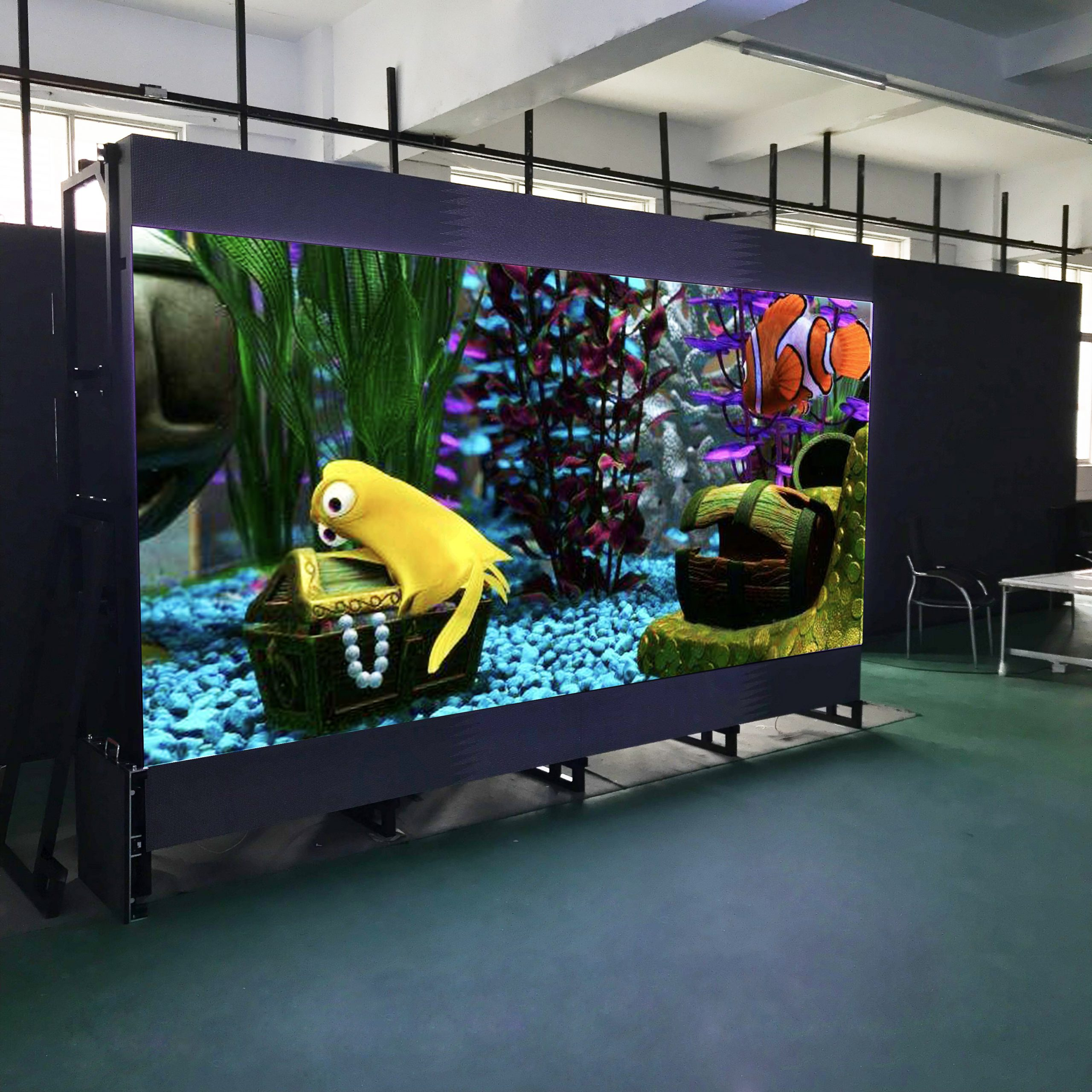 Why Businesses Need To Invest in LED Screen Indoor