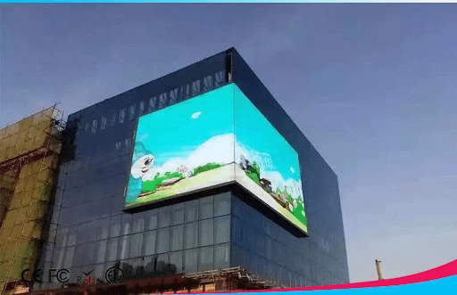How do led display lighting manufacturers promote business?